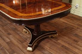 dining room serving tables american empire style mahogany dining table