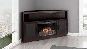 Tv Stands With Electric Fireplace Marvelous Corner Tv Stands With Electric Fireplace 3879 Of