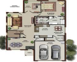 distinctive 3d house plans 5 bedroom house plans lrg
