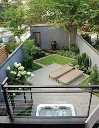 Small Backyard Idea by Small Backyard Landscape Design 25 Best Narrow Backyard Ideas On