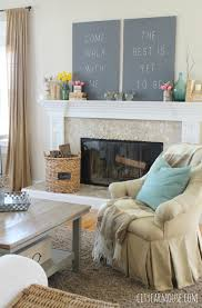 Easy Decorating Ideas For Home Seasons Of Home Easy Decorating Ideas For Spring City Farmhouse