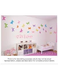 decorative wall stickers nursery bedroom decals baby letters wall letters for kids bedrooms