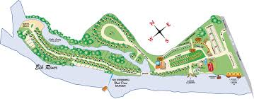 Florida Campgrounds Map by River Ranch Resort Map River Ranch Resort