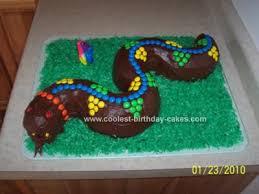 coolest snake cake domáca výroba úžasné a koláče