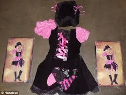 Toxic Halloween Costumes Children U0027s Pirate Halloween Costumes China Seized