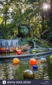 Atlanta Botanical Gardens by Chihuly U0027s Fiori Boat And Niijima Floats In Atlanta Botanical