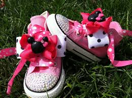 minnie mouse inspired shoes minnie mouse birthday crystals