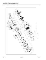 reggiana riduttori hub sheet 1 of 2 56 jlg 1250ajp service
