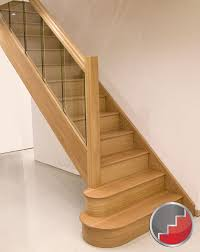 Glass Stair Banister Houston Oak Staircase Glass Balustrade Design
