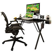 High Chair That Connects To Table Amazon Com Furmax Office Chair Pu Leather Gaming Chair High Back