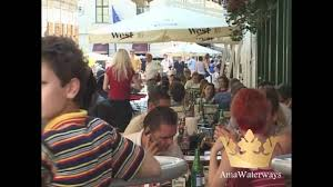 pt 4 of 4 amawaterways river cruise from vienna to budapest on