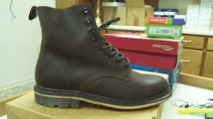 mens womens dr martens 8 eyelet size 9 us mens 10 leather boots