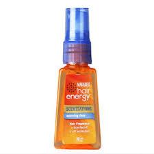 Scrub Makarizo morning dew makarizo hair perfume remove sweat outdoor odor uv