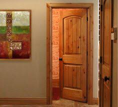 Interior Door Stain Knotty Alder Doors And Trim I Like The Shade Of Stain Also