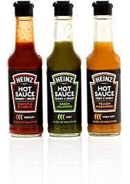 best tasting hot sauce taste test heinz hot sauces