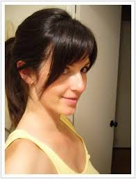 bet bangs for thick hair low forehead 13 best hair images on pinterest hair dos hair cut and beleza