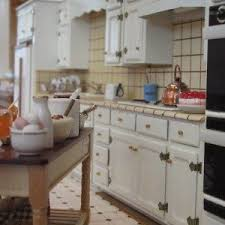 Old Fashioned Kitchen Rustic Furniture Sets And Hanging Lamps For Enhancing The Old