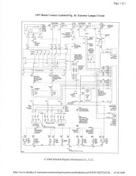 buick century window wiring diagram with blueprint 4135 linkinx com
