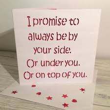valentines day ideas for him 10 honest s day cards for couples who cheesy