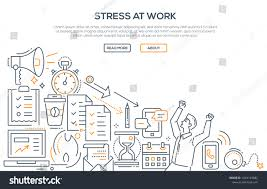 minuteur cuisine 駘ectronique stress work modern line design style 库存矢量图1024144882