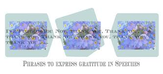Example Of Thanksgiving Speech Thank You Quotes Appreciation Quotes Gratitude Quotes