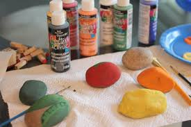 Painting Rocks For Garden Vegetable Garden Rock Signs Repeat Crafter Me