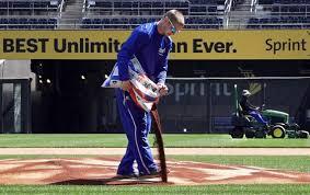 how royals u0027 trevor vance became best groundskeeper in baseball