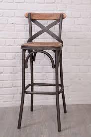 chaise de bar la redoute chaise bar industriel tabouret de achat vente 2 mobilier jardin en