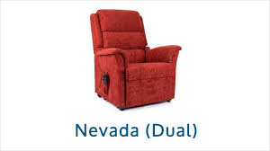 Electric Reclining Armchair Restwell Nevada Electric Reclining Chair Youtube