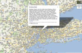 Google Maps By Coordinates Wikipedia Maps Inside Encyclopedia U0027s Little Known Cache Of Geo