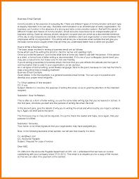 Resume Holder 5 Example Of Business Emails Resume Holder