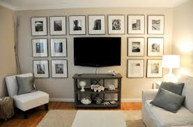 ideas for displaying pictures on walls 35 cool ideas to display family photos on your walls shelterness