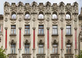 art nouveau in latvia latvia eu