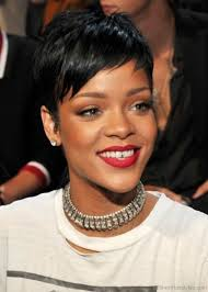 pic of black women side swept bangs and bun hairstyle 75 appealing short side swept haircuts for girls