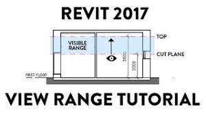 revit tutorial view range general revit lesson 3 how to use view range in revit 2018