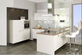 Kitchen Table Top Ideas by Mountain House Kitchen Design Ideas Showcasing U Shape Kitchen