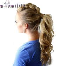 Pony Wrap Hair Extension by Online Get Cheap Pony Wrap Aliexpress Com Alibaba Group