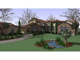 six bedroom house eplans mediterranean house plan six bedroom 7752 square feet and