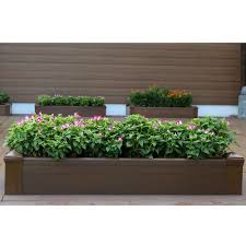 awesome deck railing planter boxes u2014 railing stairs and kitchen