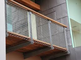 Building Designs Webnet Stainless Steel Wire Mesh Balustrade Infill Mma