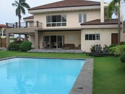 House With Swimming Pool 4 Bedrooms House And Lot With Swimming Pool For Sale In Maribago