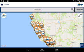Edd Maps Caljobs Android Apps On Google Play