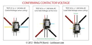 ac contactor wiring diagram efcaviation com