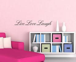 live love laugh wall art sticker quote vinyl wall decor wall decal live love laugh wall art sticker quote vinyl wall decor wall decal transfers