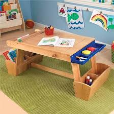 play desk for wooden activity table play tables for full size of art desk