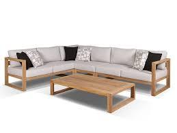 teak modular lounges modular lounges outdoor lounges outdoor
