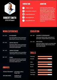 Best Advertising Resume Examples by Modern Word Resume Templates Resume For Your Job Application
