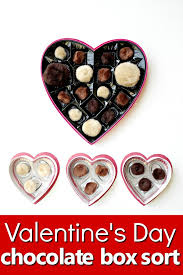 s day chocolate s day chocolates motor sorting activity fantastic