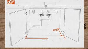 what is the standard height of a kitchen wall cabinet how to measure a kitchen sink the home depot