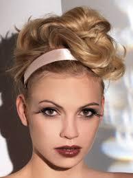 Hochsteckkurzhaarfrisuren Haarband by Unsere Top 20 Rockabilly Frisuren